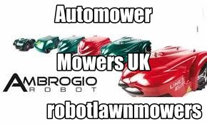 AutoLawnMow UK